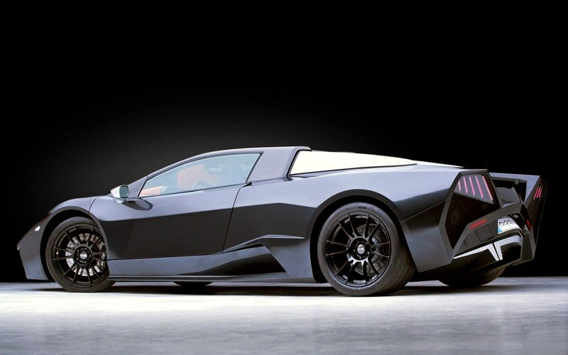 New 2012 Arrinera Venocara Supercar Concept Specifications On This Month