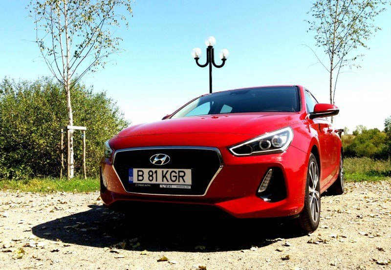 New Prim Contact Cu Noul Hyundai I30 1 4 T Gdi Launch Edition On This Month