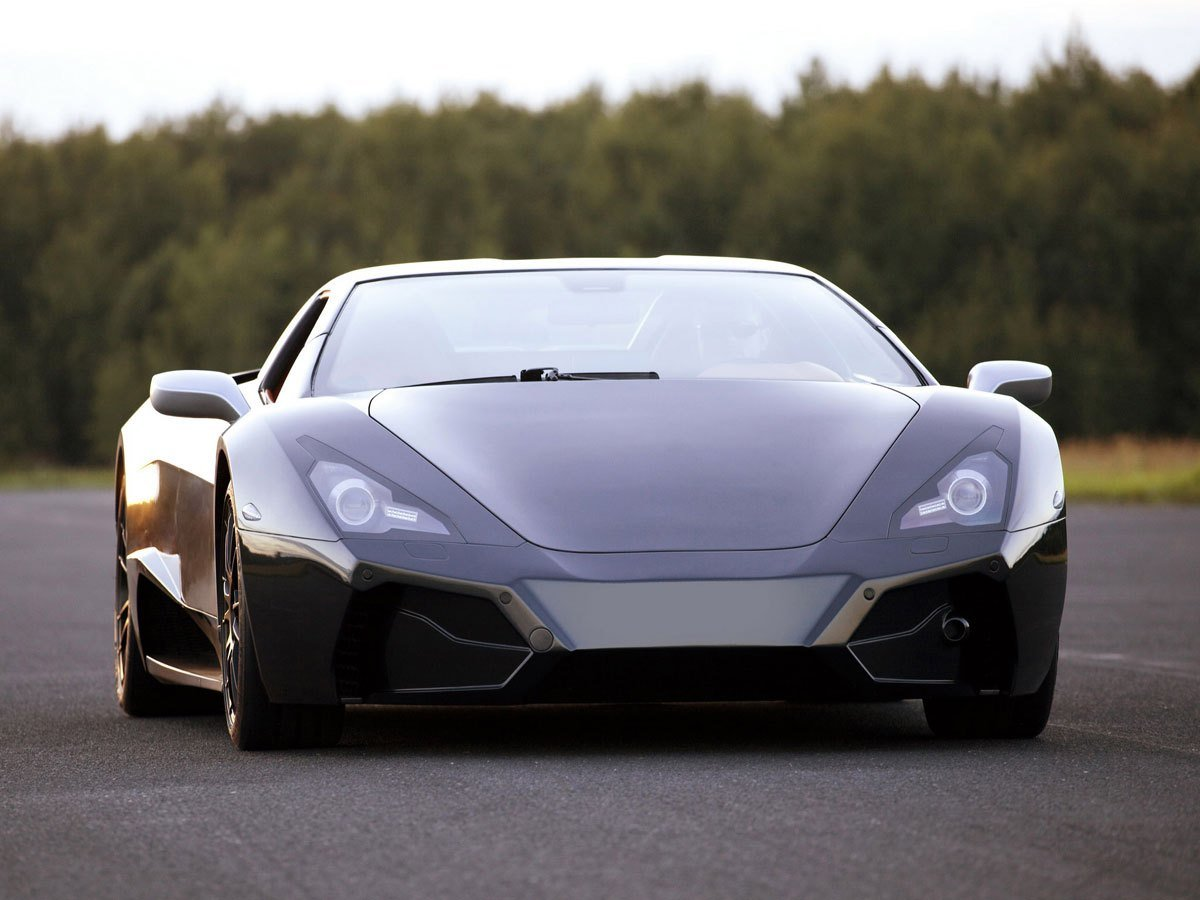 New The New Arrinera Supercar Extravaganzi On This Month