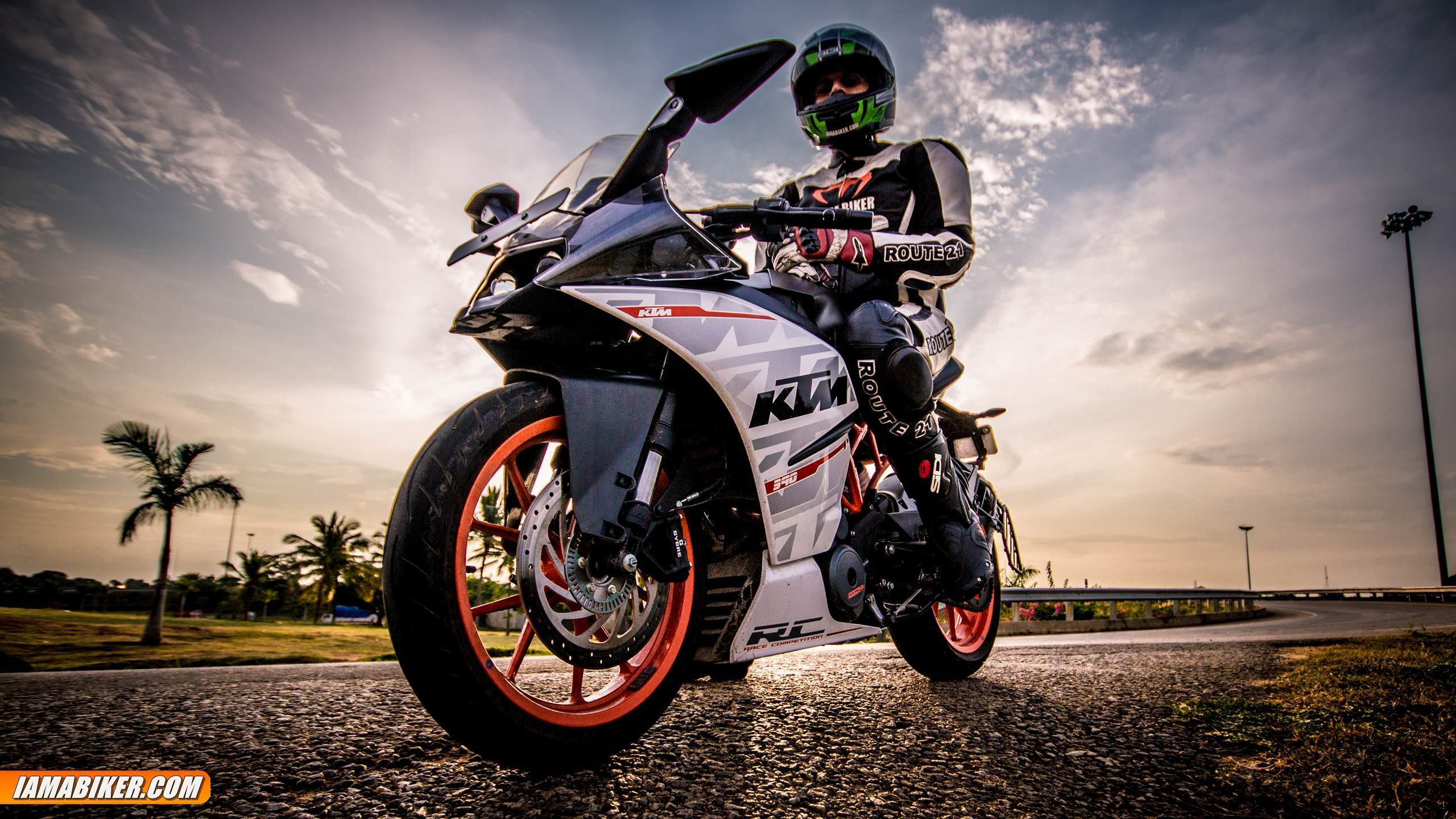 New Ktm Rc 390 Review On This Month