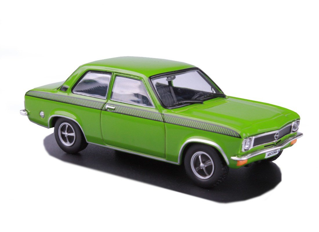 New Whitebox 1 43 Opel Ascona Diecast Model Car Whi141 On This Month