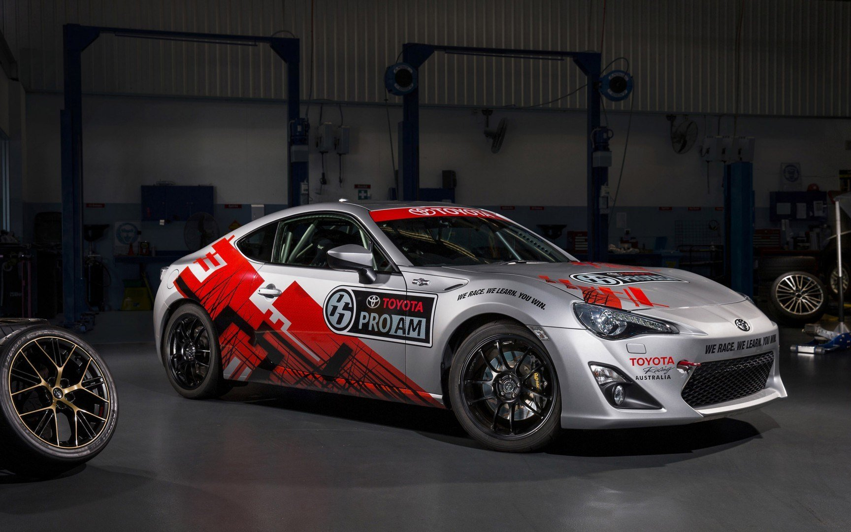 New 2015 Toyota 86 Pro Am Car Hd Wallpaper » Fullhdwpp Full On This Month