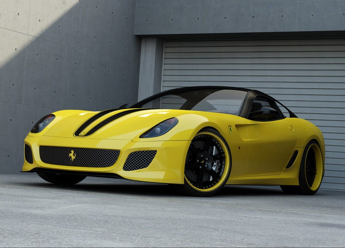 New Black And Yellow Cool Cars 1 Free Hd Wallpaper On This Month