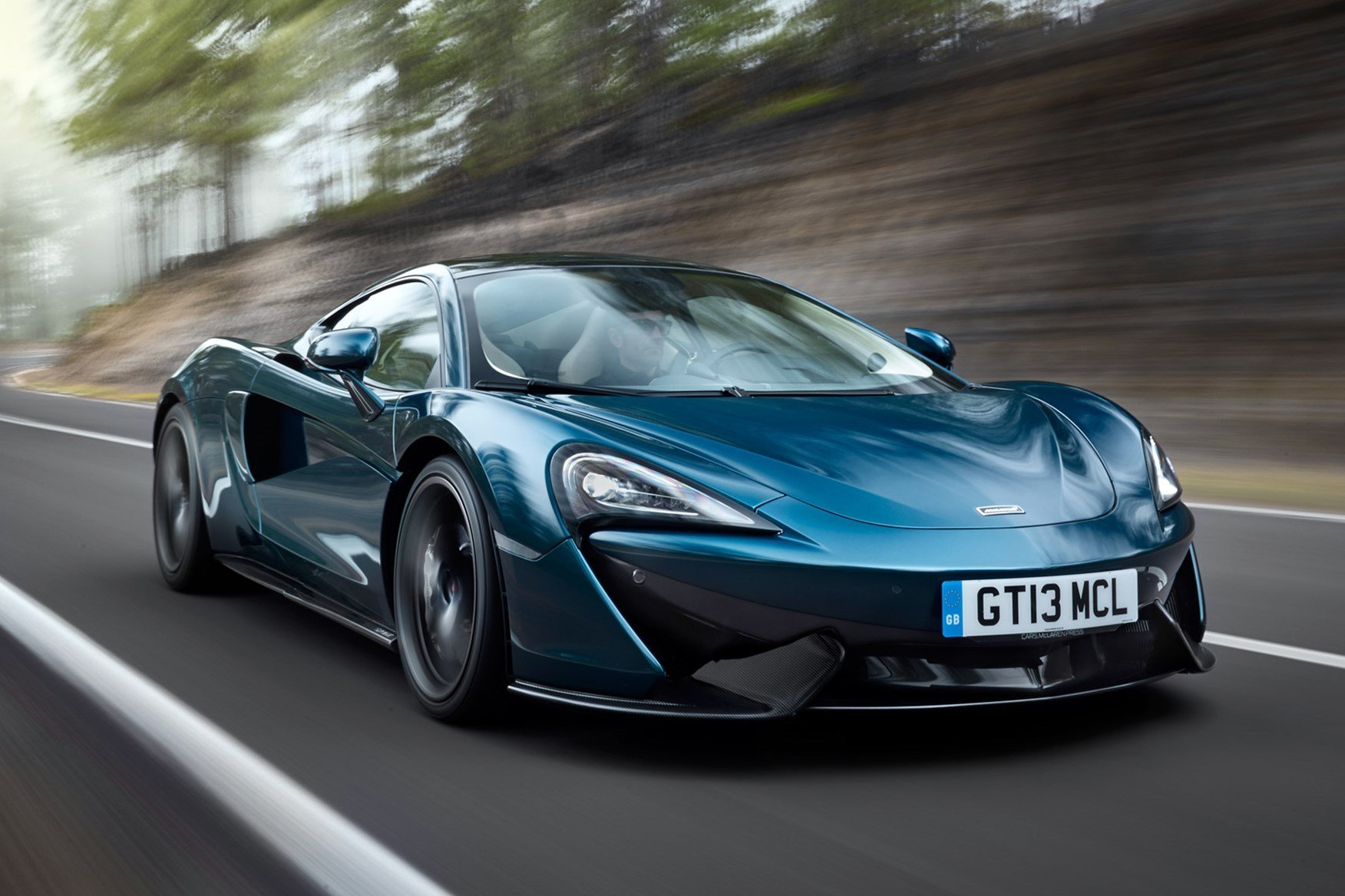 New Mclaren 570Gt 2016 Review By Car Magazine On This Month