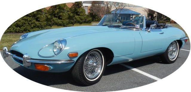 New 1970 Jaguar Xke Roadster Series Ii Enzo Ferrari Said On This Month