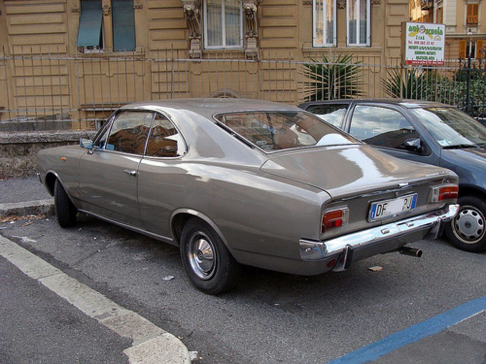 New Topworldauto Photos Of Opel Rekord 1700 Coupe Photo On This Month