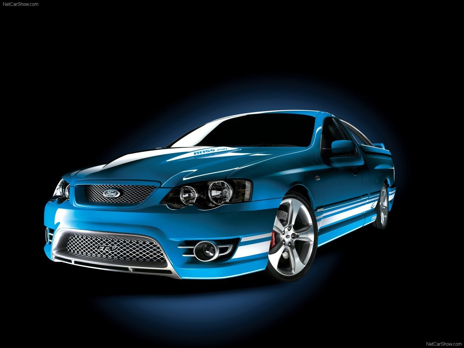 New Cars Fpv 2006 Blue Cars Aussie Muscle Car Ford Australia On This Month