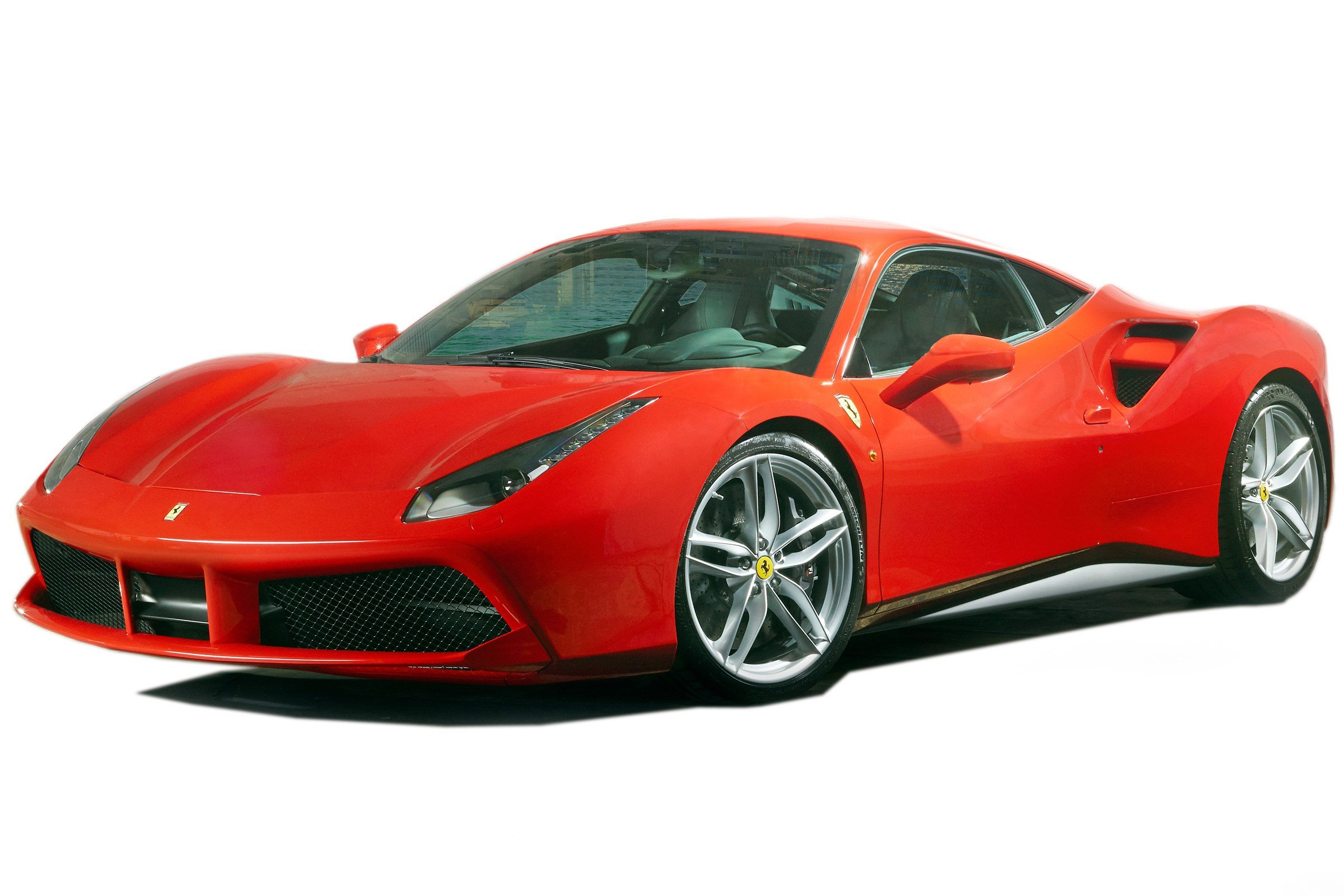 New Ferrari 488 Gtb Coupe Review Carbuyer On This Month