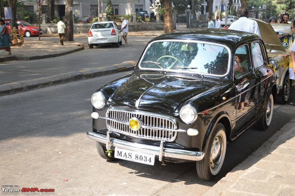 New Fiat Classic Car Club Mumbai Page 272 Team Bhp On This Month