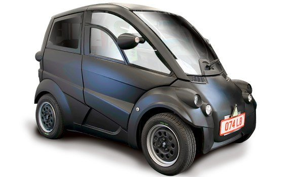 New 'Mclaren' T25 City Car – The Critical Driver On This Month