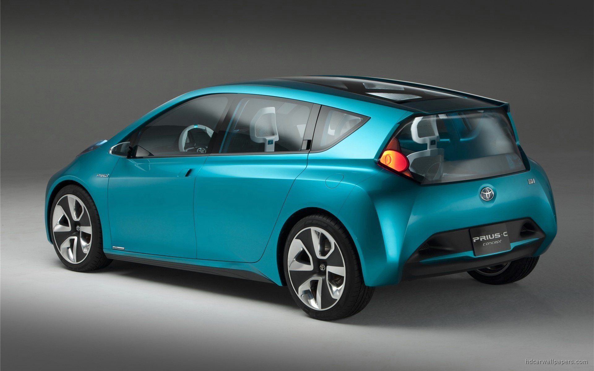 New Toyota Prius C 3D Car Hd Wallpaper My Site On This Month