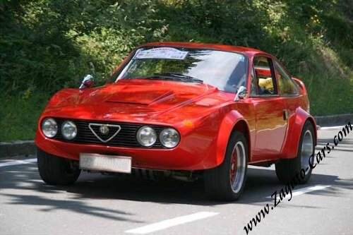New Unidentified Zagato Cars On This Month