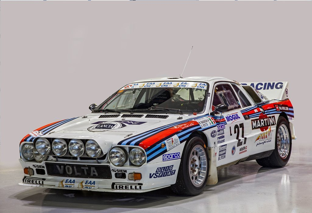 New Rare Lancia Quartet Anchors The 20Th Annual Amelia Island On This Month
