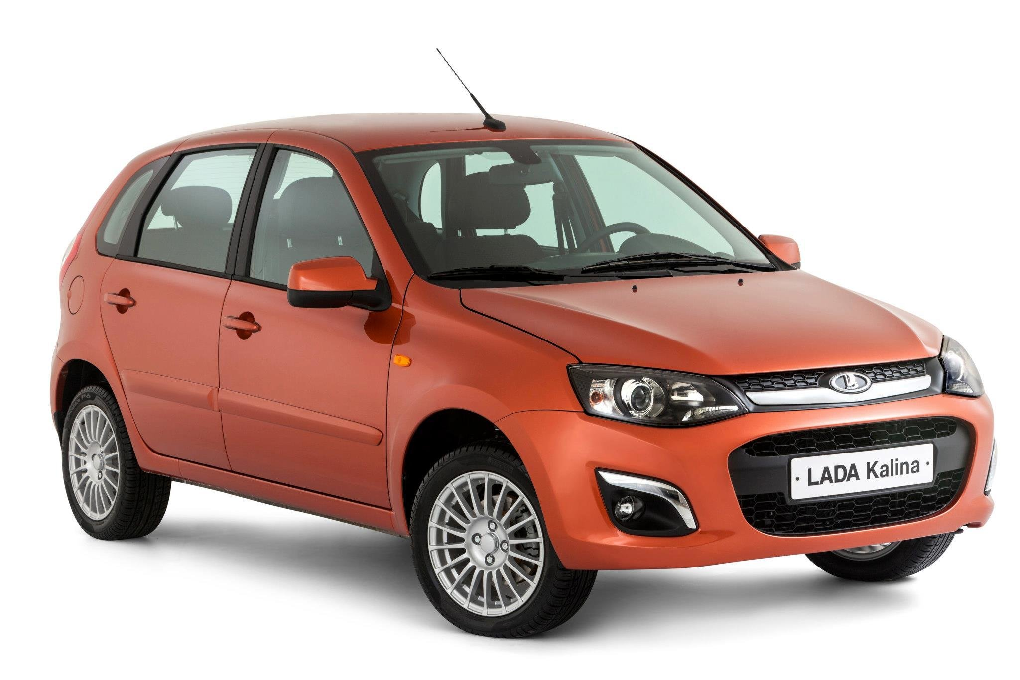 New 2013 Lada Kalina Debuts In Moscow On This Month