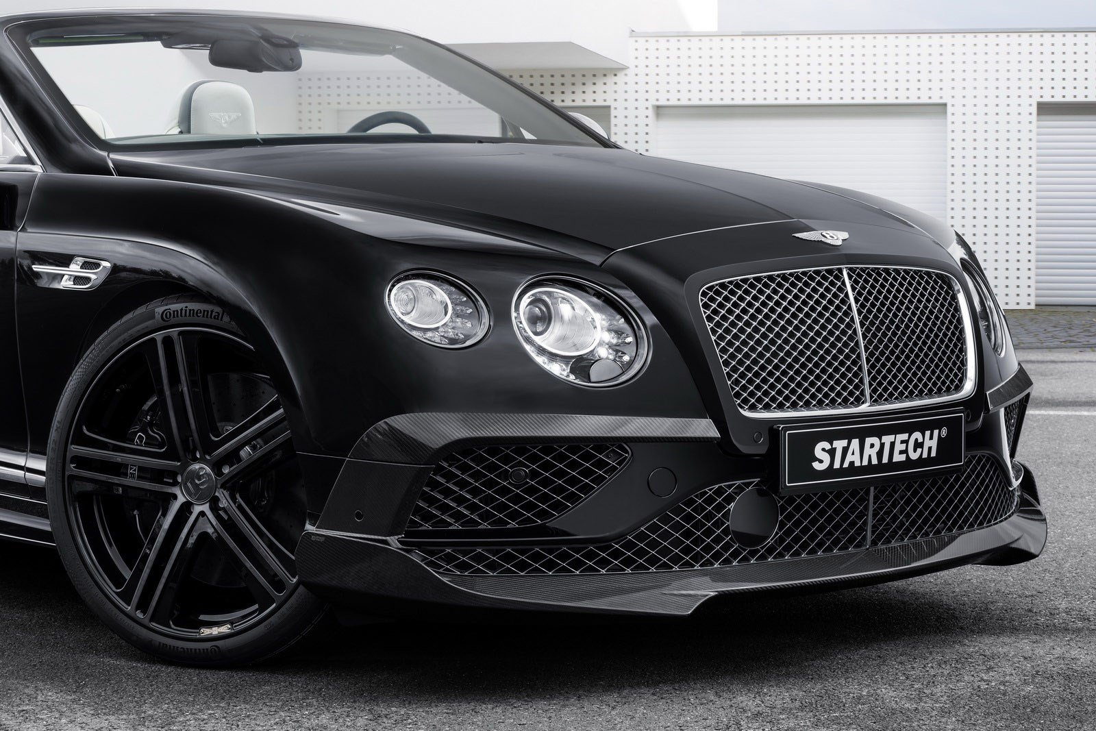 New Startech Displays Sportier Bentley Continental Cabriolet On This Month