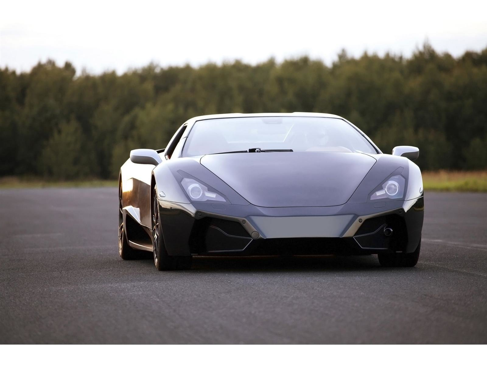 New 2012 Arrinera Supercar Image On This Month
