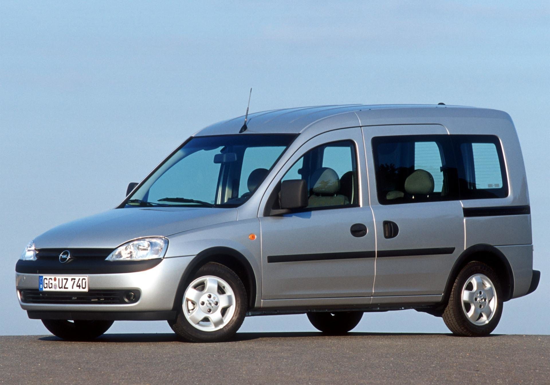New 2009 Opel Combo Conceptcarz Com On This Month