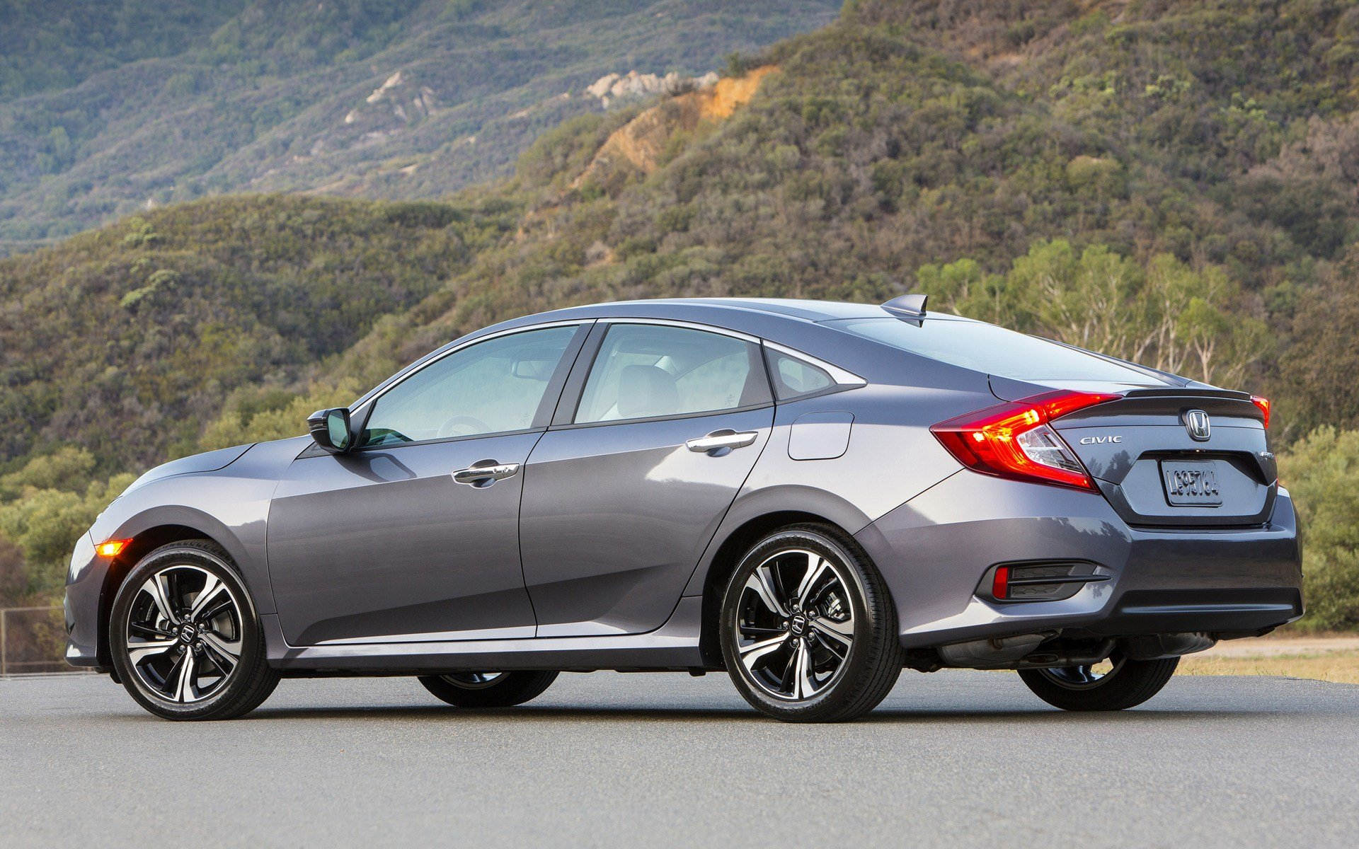 New Honda Civic Touring Sedan 2016 Us Wallpapers And Hd On This Month