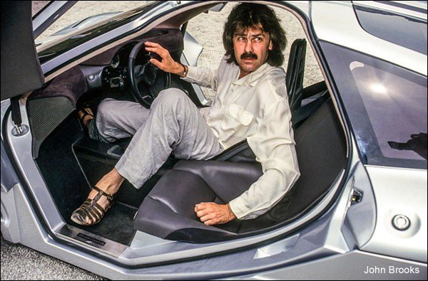 """New Catching Up With Gordon Murray """"Taking Steps Forward By On This Month"""