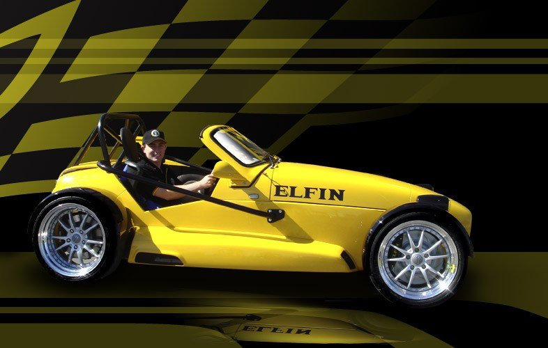 New Elfin Sports Cars Elfin Racing Team On This Month
