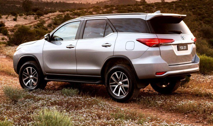 New Toyota Fortuner 2016 Vs Ford Endeavour Price On This Month