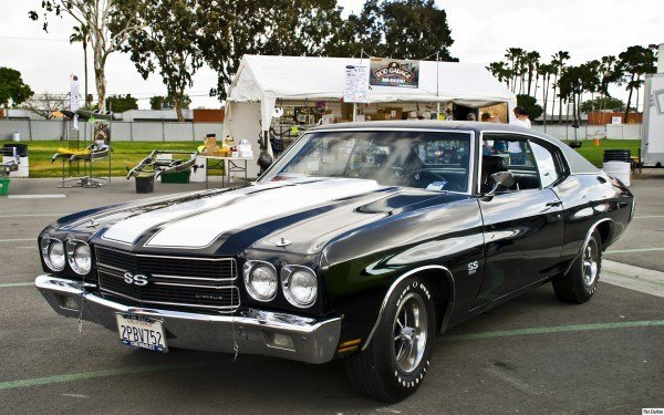 New Ultimate Muscle Car History Of Chevy Chevelle Ss On This Month