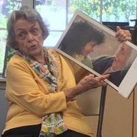 Dr Kay reading