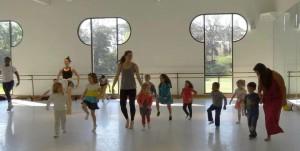 JU Dance studio