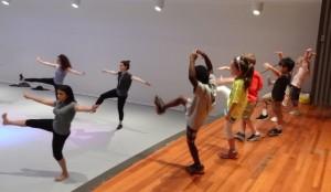JU Dance students