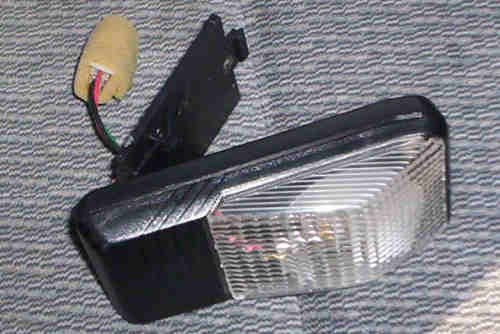 Nissan Frontier Dome Light Bulb