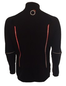 Glofaster's light and vibes cycling jacket.