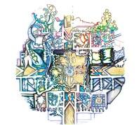 Mappa Mundi by Amanda Rabey