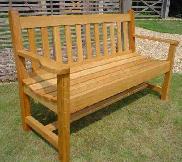 hardwood garden bench Gazebo | W L West & Sons Ltd - Timber Merchants