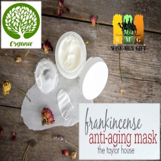Frankincense Anti-Aging Face Mask cream