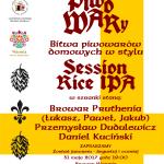 Warmińskie PiwoWARy – Sezon II – Półfinał!
