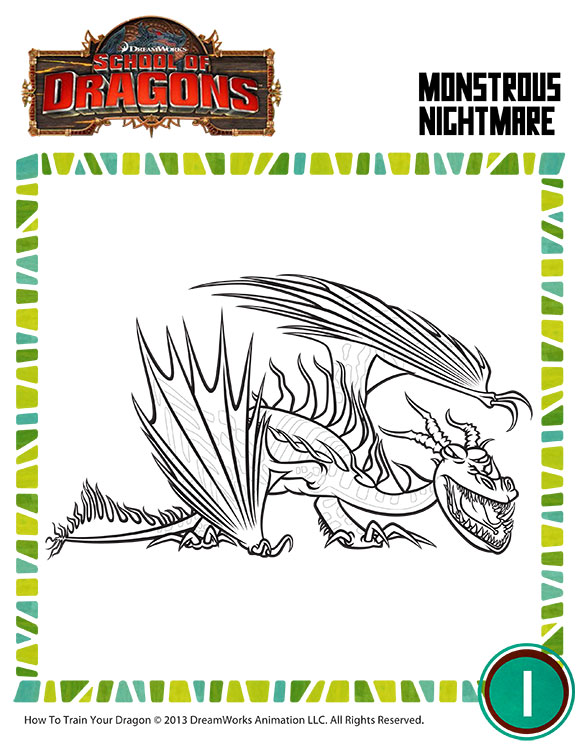 Free How to Train Your Dragon Printables Downloads and