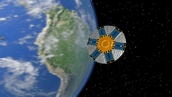 WMAP Earth Flyby Animations