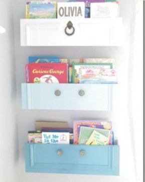 Drawer-Book-Cubbies