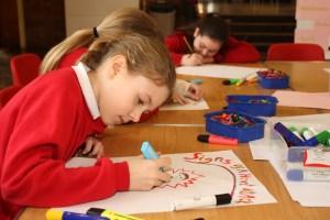 Heartstart at Broadlands Primary School 3 11-02-13