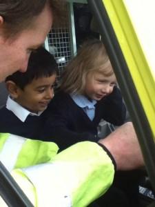 Visit to Wrekin View Primary 2 06-06-13