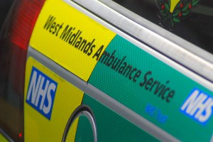 WMAS Logo on side of RRV