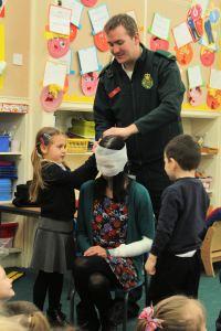 VISIT TO DONNINGTON WOOD INFANT SCHOOL 1