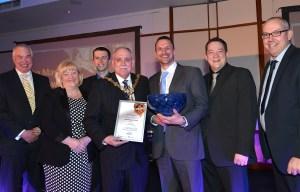 Black Country CFRs Receive Prestigious Award from Mayor (1)