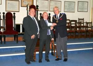 Freemasons grant to Shrewsbury Volunteer lifesavers
