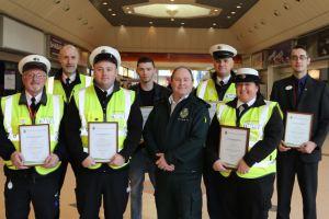 NEC staff praised for life saving care