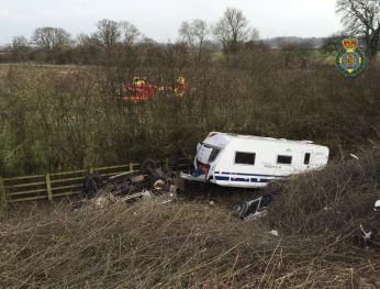 16 03 15 - M5 crash pic 2
