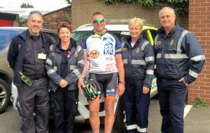 CFR cycling fundraiser