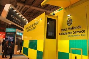 Ambulance Command Unit 4