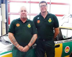 Upton Community First Responders want to train 120 people to be lifesavers