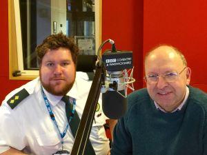 Andy Allsopp at BBC C&W